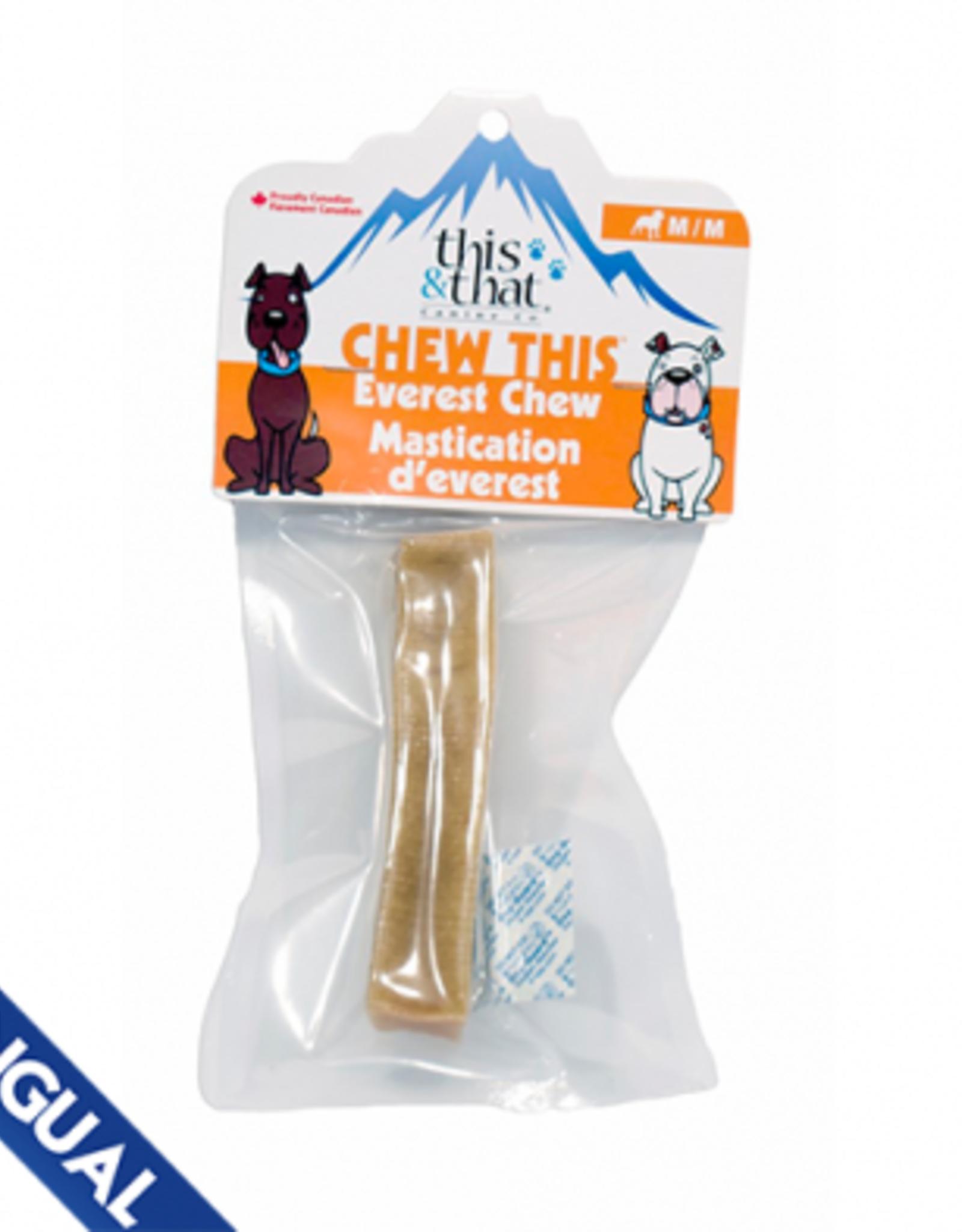 This & That Everest Cheese Chew Medium 71g