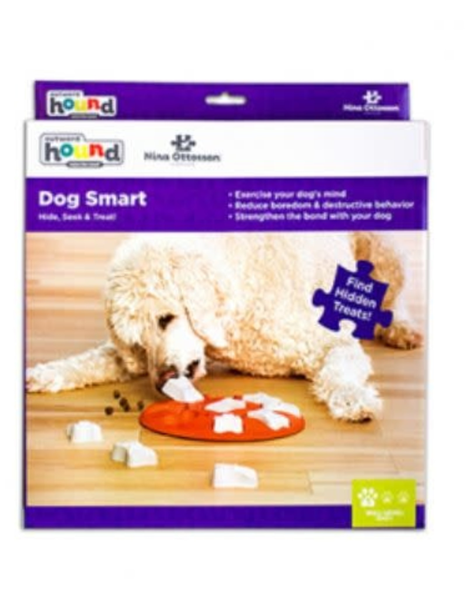 nina ottosson Nina Ottosson - Puzzle Game - Orange Hidden Treat Toy