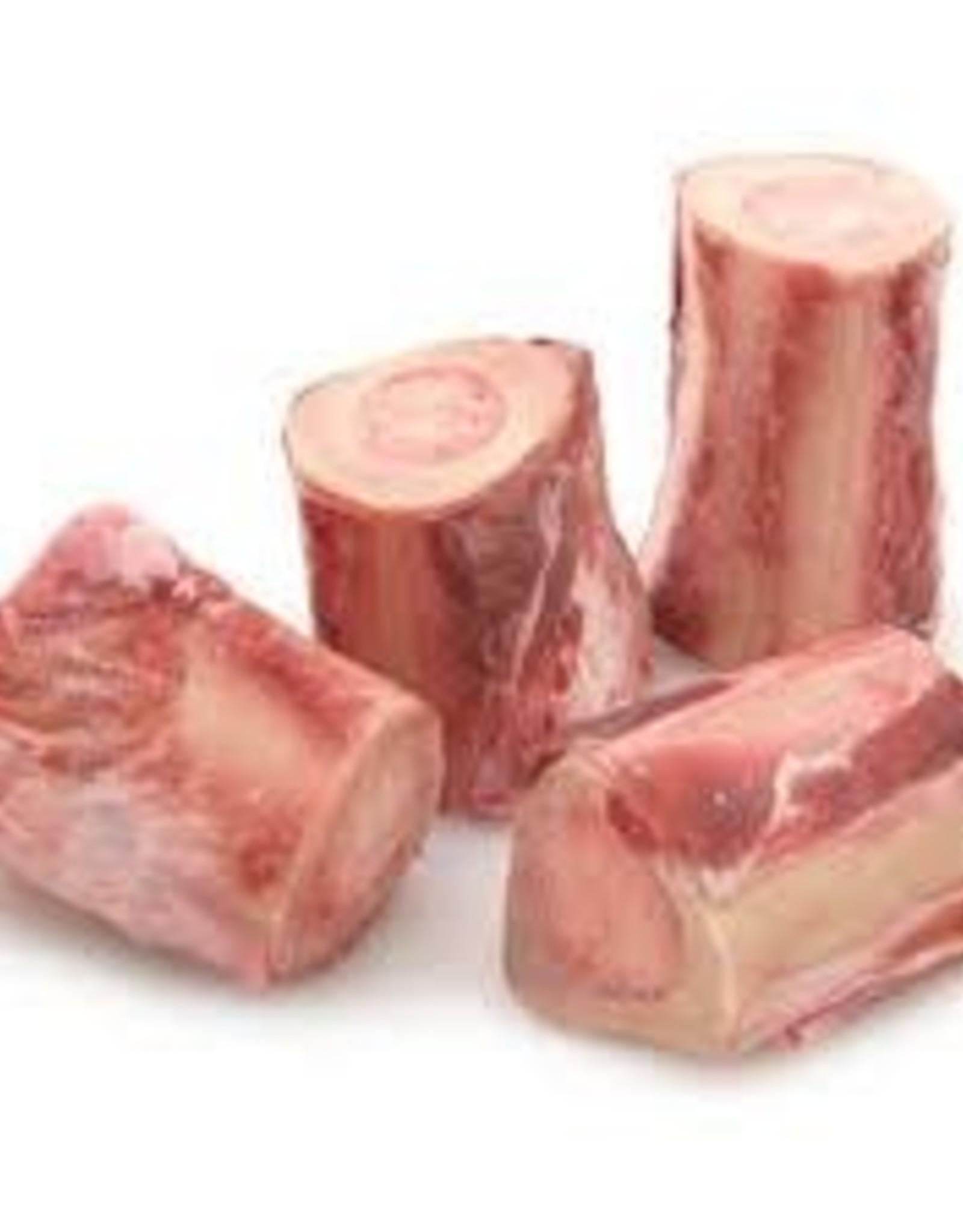 "Iron Will Raw Iron Will Raw Beef Marrow Bones 3"""