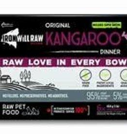 Iron Will Raw Iron Will Original Kangaroo - 6lb box