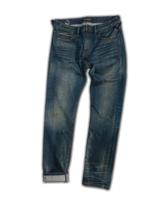 CULT OF INDIVIDUALITY ROCKABILLY SLIM JEANS