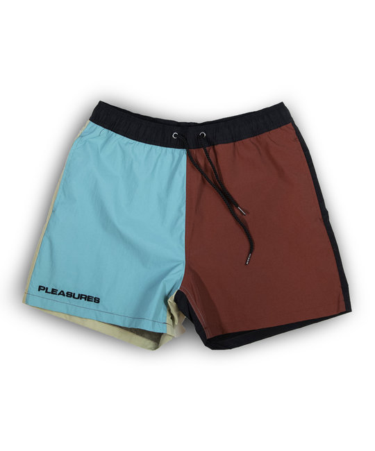 PLEASURES PLEASURES MISFIT NYLON SHORT