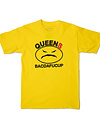 ALL THE RIGHT ATR QUEENS SMILEY TEE