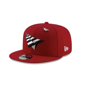 cheap for discount eb2c7 f6a2f PAPER PLANES CRIMSON CROWN OLD SCHOOL SNAPBACK