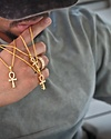 GOLDEN GILT MINI ANKH