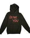 CARROTS CARROTS OLIVE YOU HOODIE
