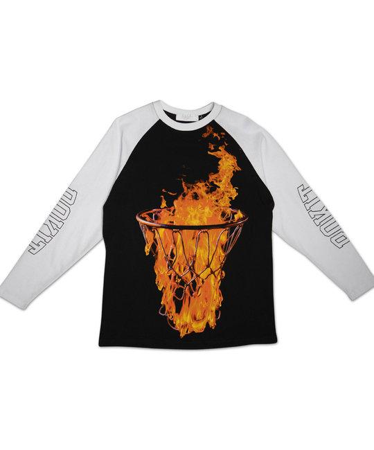 ROKIT ROKIT FLAMES L/S TEE