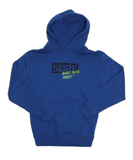 SURF IS DEAD WAREHOUSE HOODIE