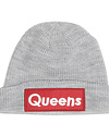ALL THE RIGHT ALL THE RIGHT QUEENS BEANIE GREY OS