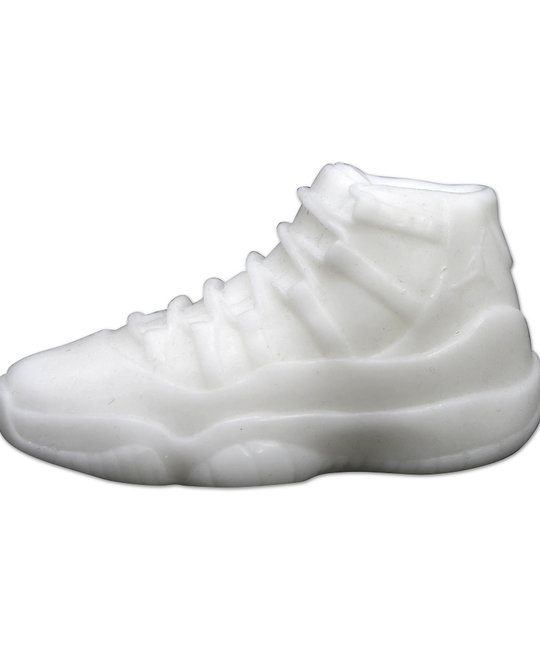 WHAT THE SHAPE SNEAKER CANDLES AJ 11 OS