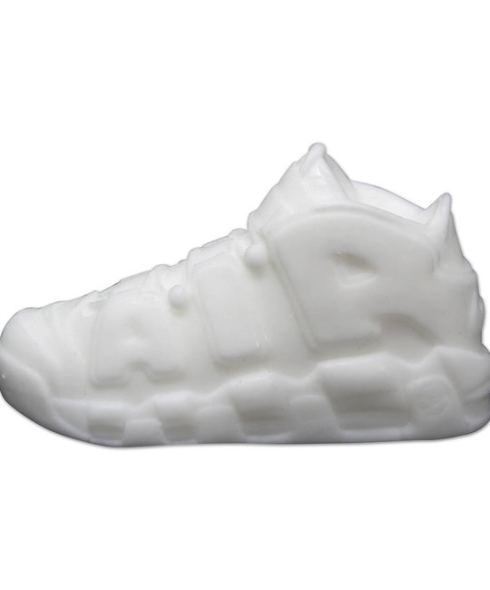 WHAT THE SHAPE SNEAKER CANDLES Uptempo OS