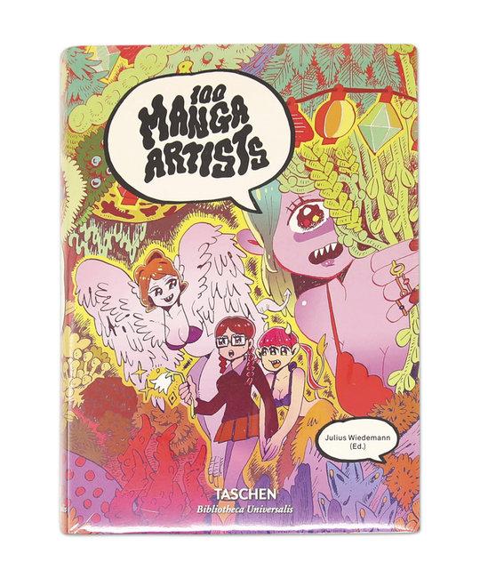 TASHEN FRE-100 MANGA ARTISTS