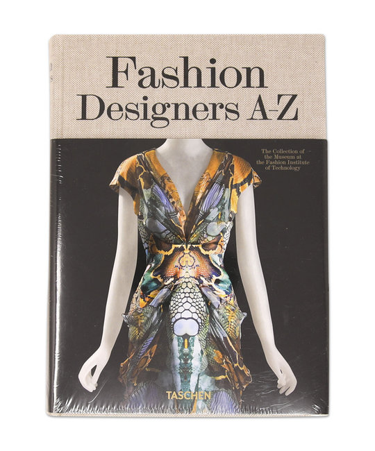 TASHEN FRE-FASHION DESIGNERS A-Z