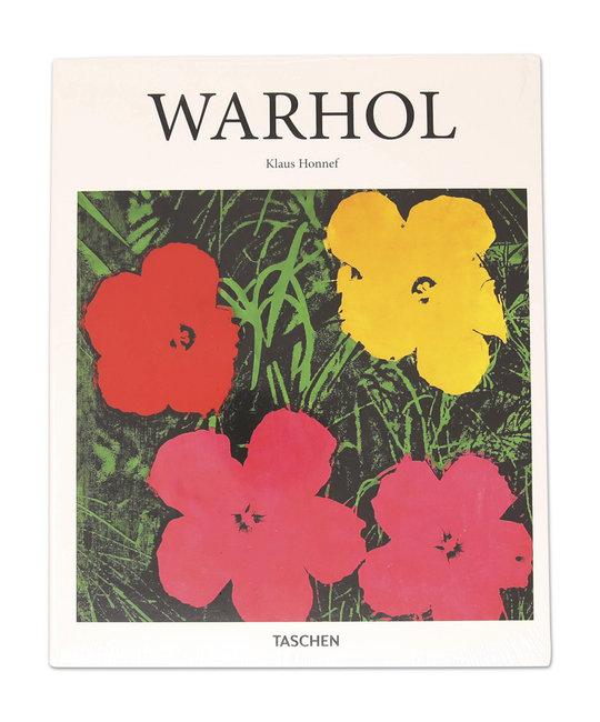 TASHEN WARHOL