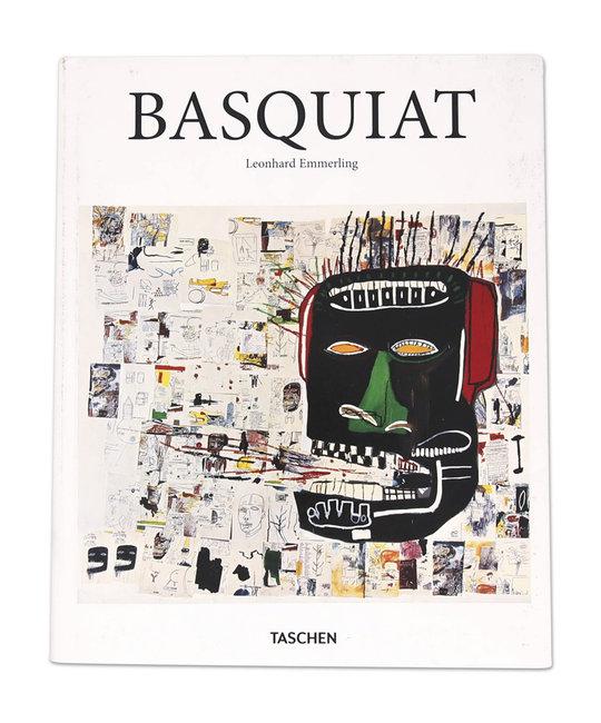 TASHEN BASQUIAT