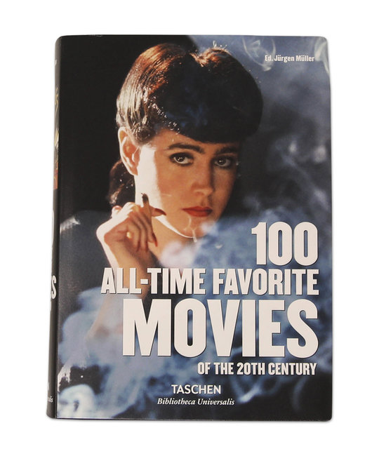 TASHEN 100 ALL-TIME FAVORITE MOVIES OF THE 20TH CENTURY