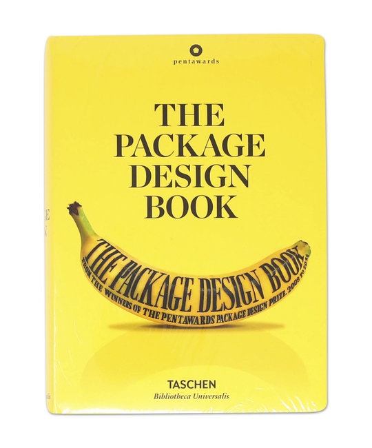 TASHEN THE PACKAGE DESIGN BOOK