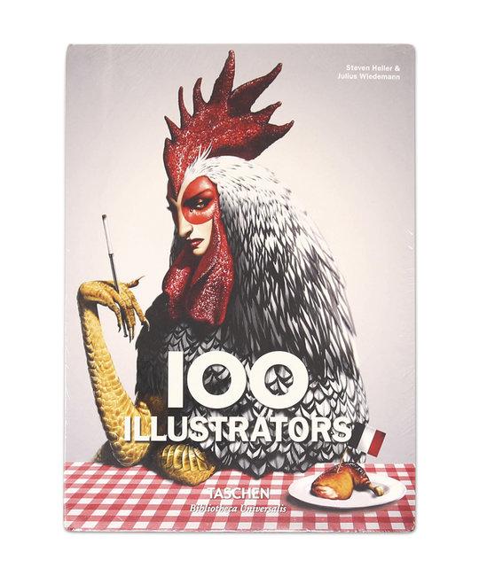 TASHEN 100 ILLUSTRATORS