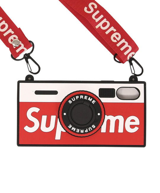 SUPREME VINTAGE PHONE CASE