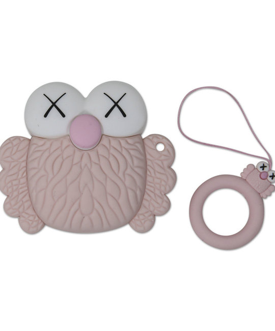 Kaws BFF Head Inspired AirPods Silicon Case with Ring