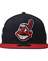 NEW ERA NEW ERA 5950 CLE INDIANS WS 1997 PATCH