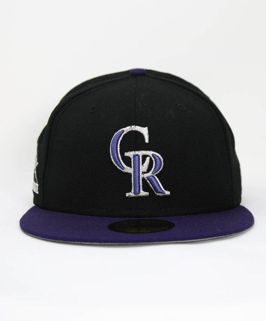 NEW ERA NEW ERA 5950 COLORADO ROCKIES WS 1998 PATCH FITTED
