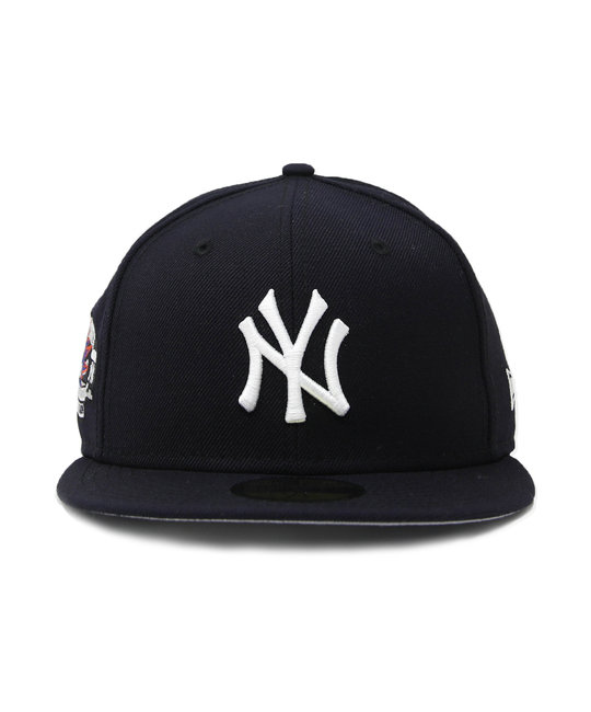 NEW ERA NEW ERA 5950 NY YANKEE SUBWAY SERIES PATCH FITTED