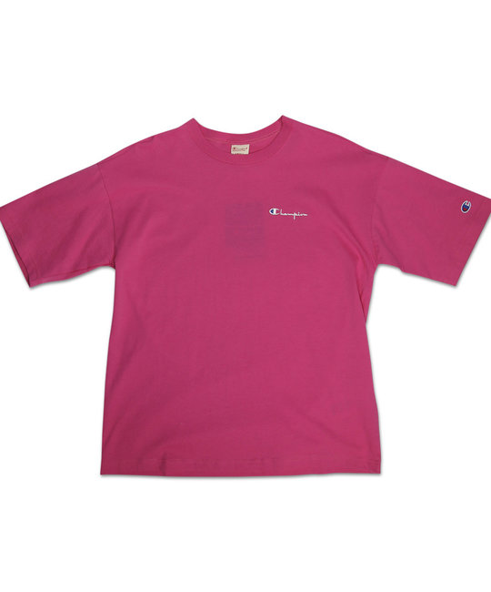 HANES BRAND CHAMPION EUROPE T-SHAPE CREW S/S T-SHIRT