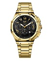 MEISTER AMBASSADOR POLISHED GOLD WATCH