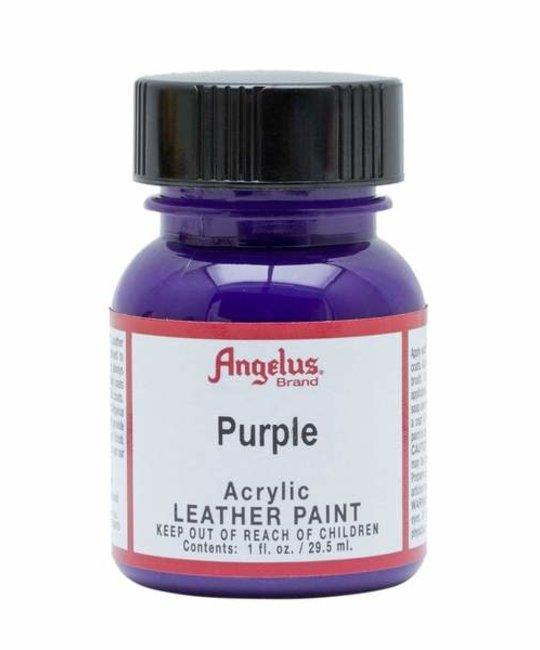ANGELUS DIRECT ANGELUS SNEAKER PAINT Purple 1 OZ