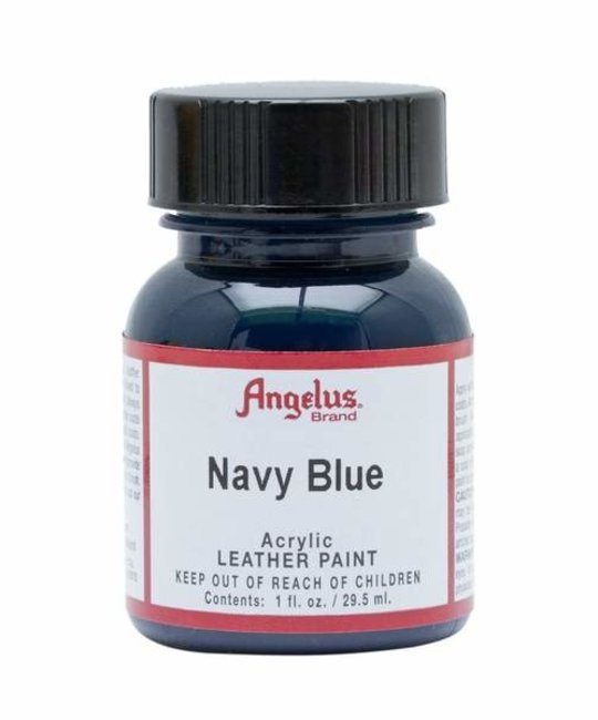 ANGELUS DIRECT ANGELUS SNEAKER PAINT Navy Blue 1 OZ