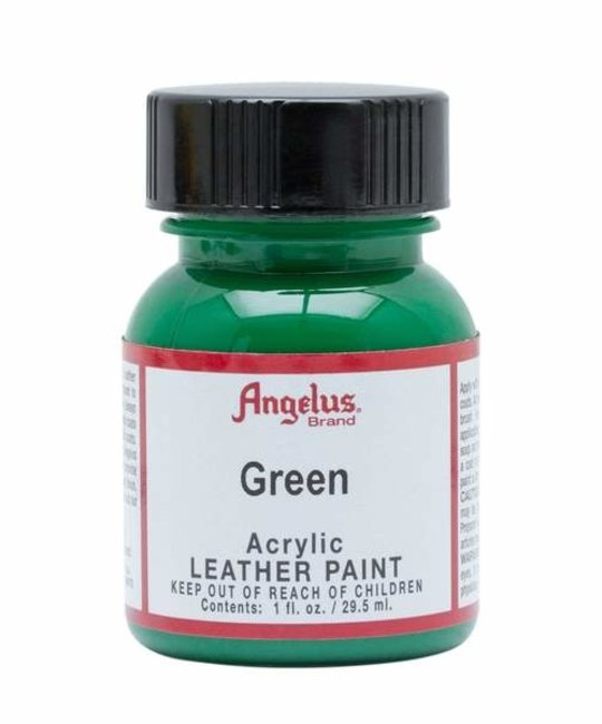 ANGELUS DIRECT ANGELUS SNEAKER PAINT Green 1 OZ