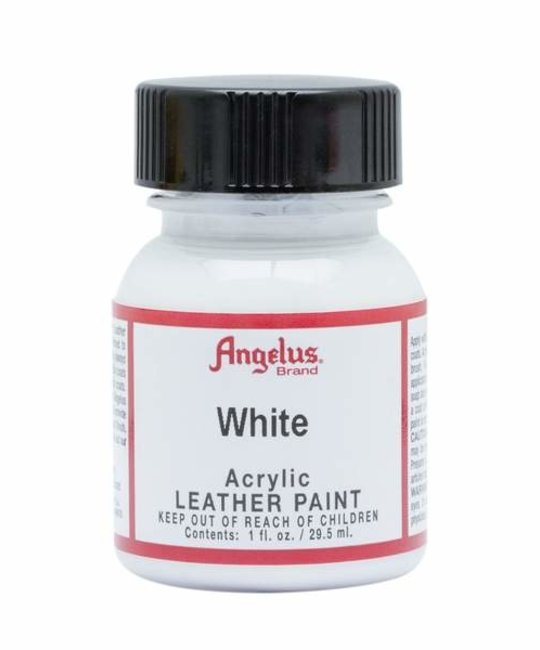 ANGELUS DIRECT ANGELUS SNEAKER PAINT White 1 OZ