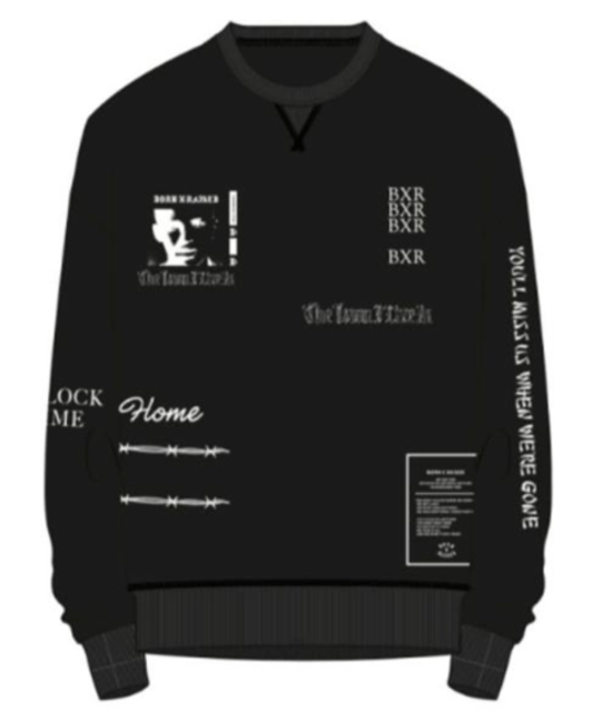 BORN AND RAISED EUGENE CREWNECK