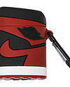 Handcrafted Air Jordan 1 Bred/Banned Inspired AirPod Case