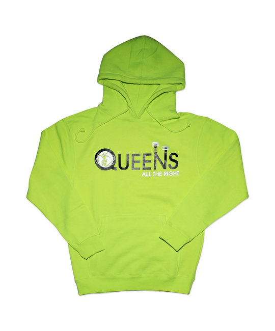 ALL THE RIGHT ALL THE RIGHT QUEENS PARK HOODIE