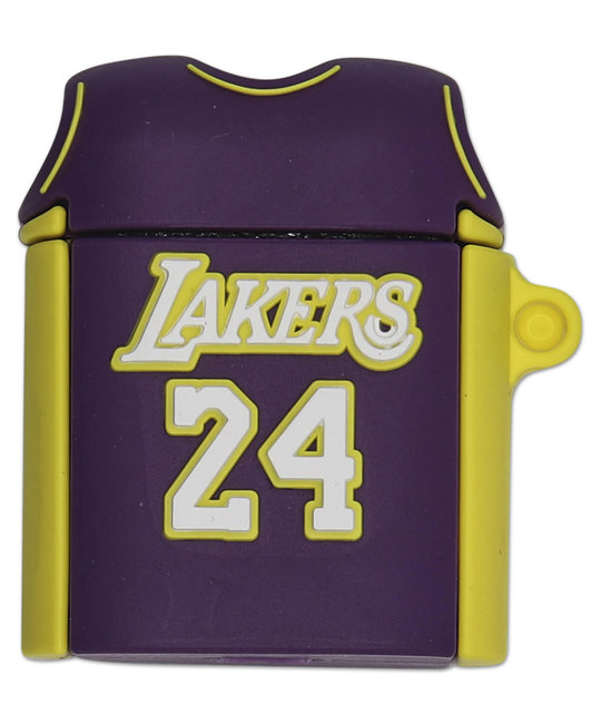 KOBE LAKERS 24 JERSEY INSPIRED AIR POD CASE