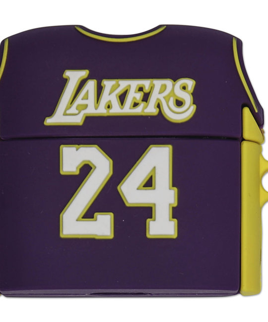 KOBE LAKERS 24 JERSEY INSPIRED AIR PODS PRO CASE