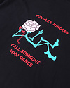 JUNGLES CALL SOMEONE WHO CARES T-SHIRT