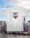 ALL THE RIGHT ALL THE RIGHT TOUGH CITY MANHATTAN T-SHIRT