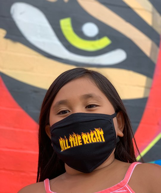 ALL THE RIGHT ATR THRASHER MASK
