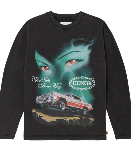 HONOR THE GIFT FEMME FATALE L/S