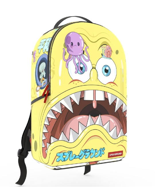 SPRAYGROUND SPONGEBOB: JAPANIME BACKPACK