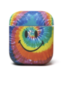 CHINATOWN SMILEY TIE DYE AIRPOD CASE