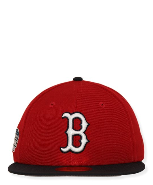 NEW ERA NEW ERA BOSTON RED SOX WS 2004