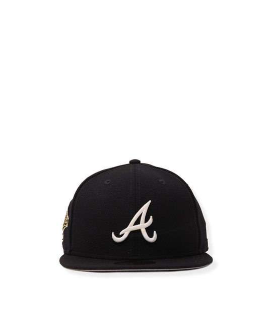 NEW ERA NEW ERA ATLANTA BRAVES WS 1995 PATCH FITTED