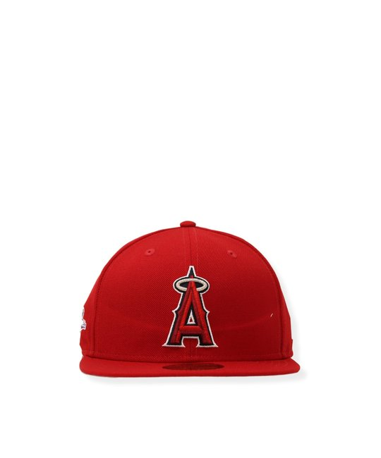 NEW ERA NEW ERA ANNAHEIM ANGELS WS 2002 PATCH FITTED