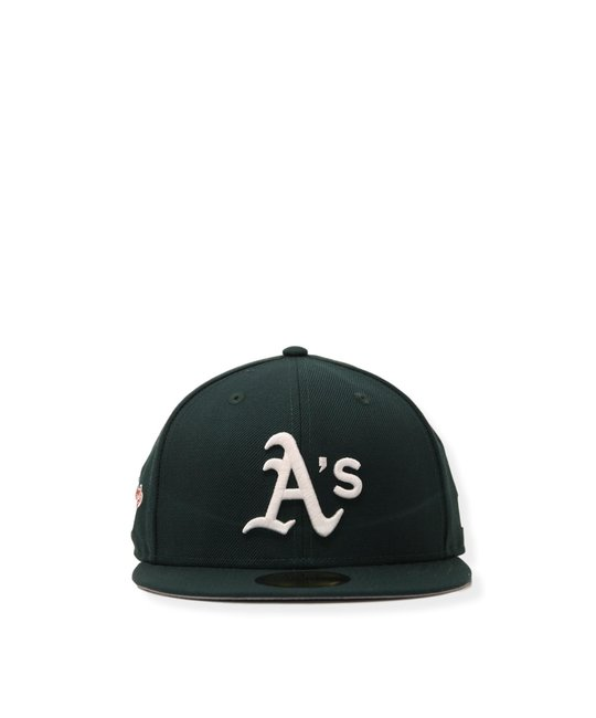 NEW ERA NEW ERA OAKLAND A's WS 1989 PATCH FITTED