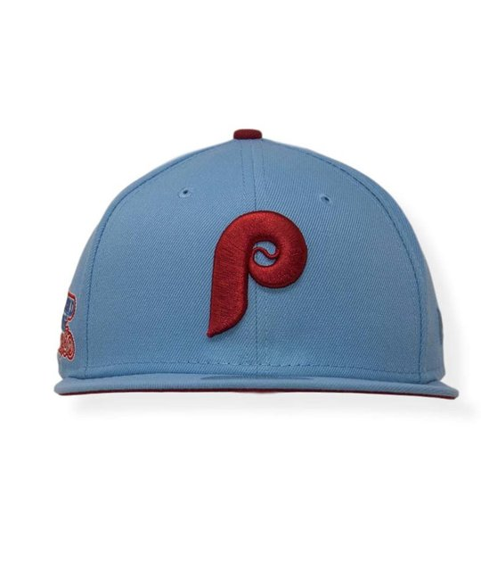 NEW ERA NEW ERA PHILADELPHIA PHILLIES WS 1981 PATACH FITTED