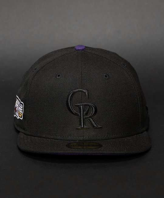 NEW ERA NEW ERA COLORADO ROCKIES WS 2007 PATCH FITTED
